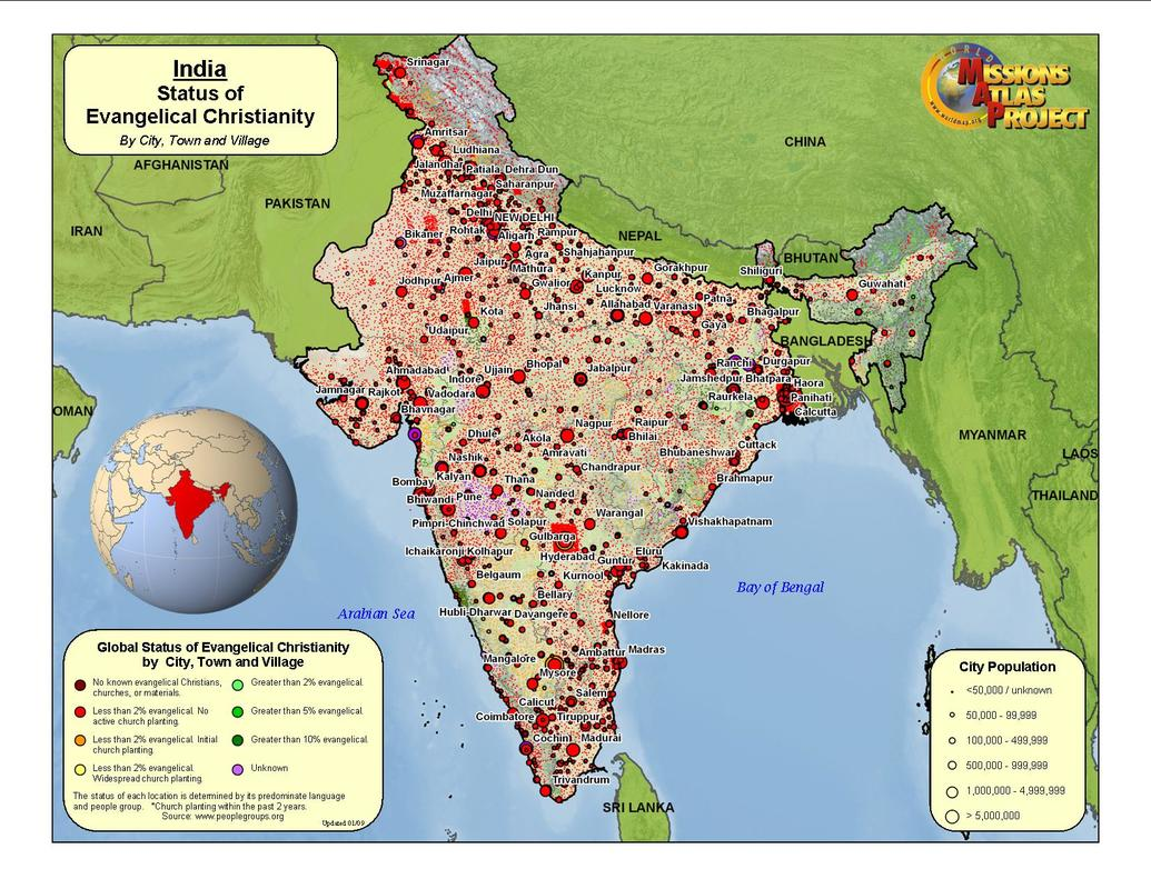 India Worldmap Org