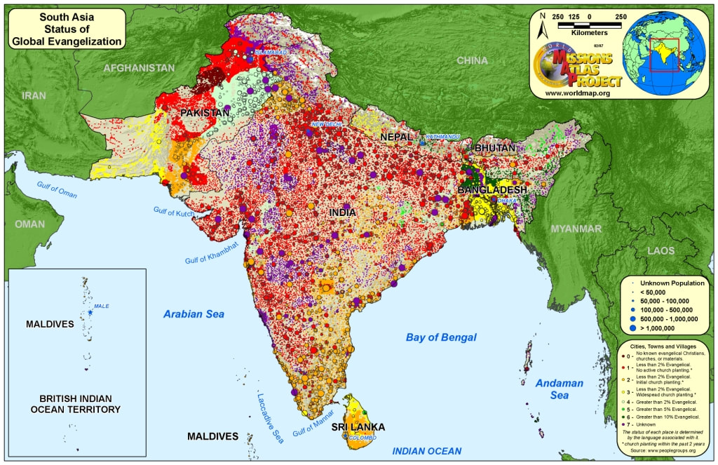 South asia worldmap evangelization gumiabroncs Images