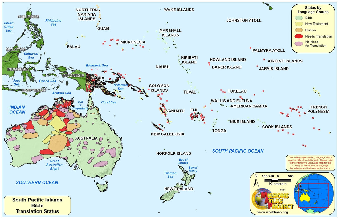Map Of Southeast Asia And South Pacific.South Pacific Islands Worldmap Org